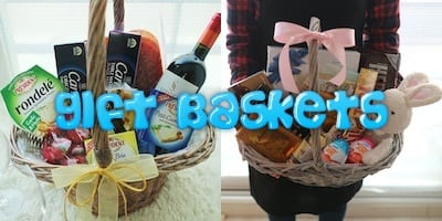 Seoul Flower Gift Basket Present Delivery