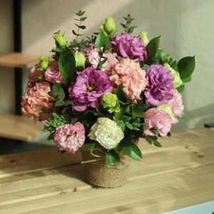Flower Gift Delivery Korea Flower Basket