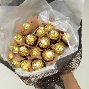 Flower Gift Korea Chocolate Bouquet