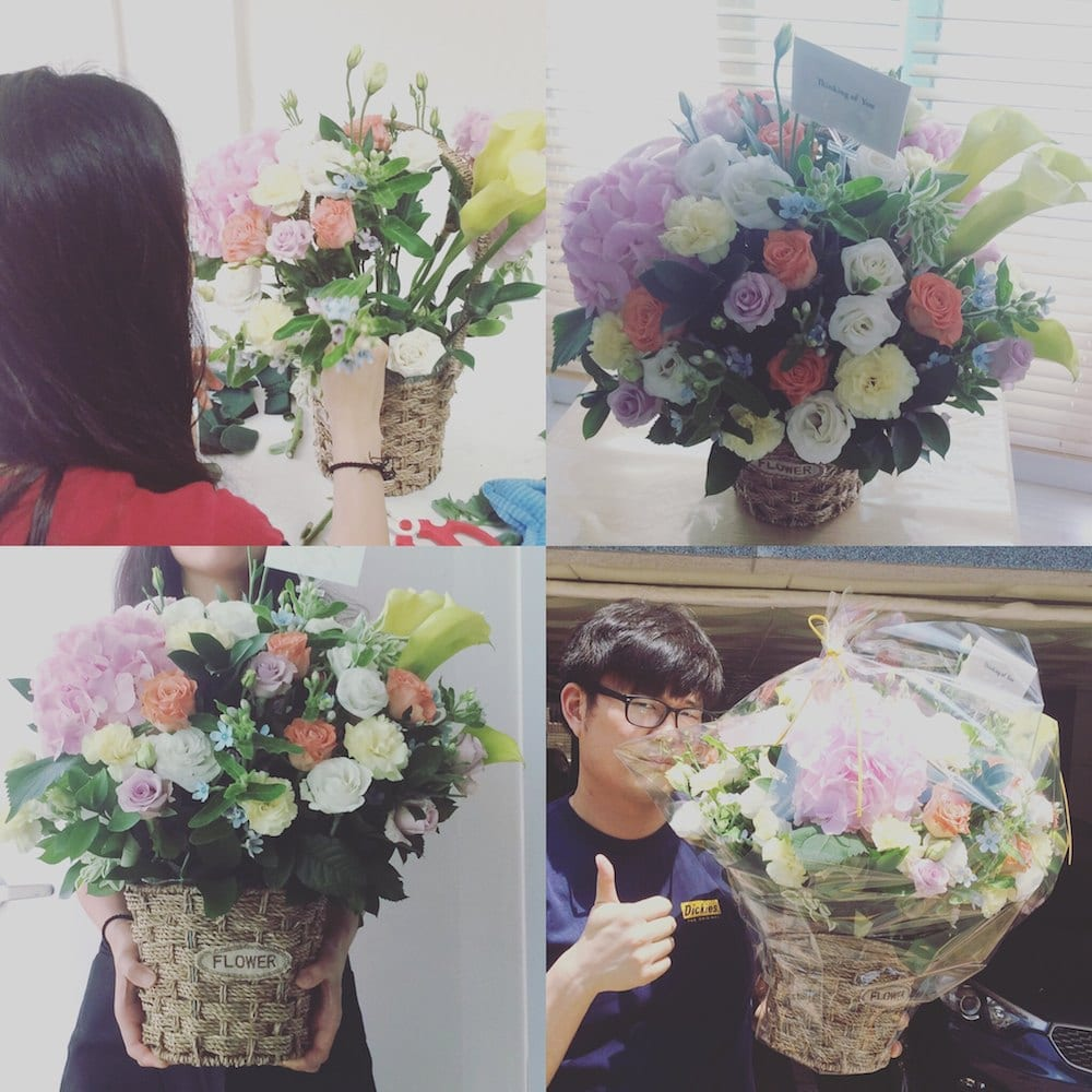Flower Gift Korea will help you deliver flowers to anywhere in Seoul Korea and do a great job!