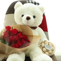 flower-gift-korea-teddy-bear-20-roses-ferror-rocher-heart-chocoaltes-1