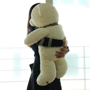Flower Gift Korea Giant Stuffed Bear Present