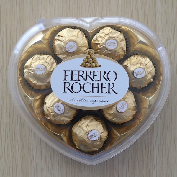 ferrero rocher case study Order food online from case study in bangkok super fast food delivery to your home or office check menu,  ferrero rocher smoothie.