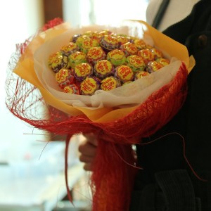 Flower Delivery Korea Chupa Chup Bouquet Main