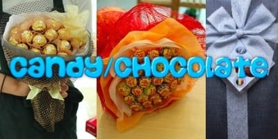 Flower Shop Seoul Chocolate and Candy Gift Delivery