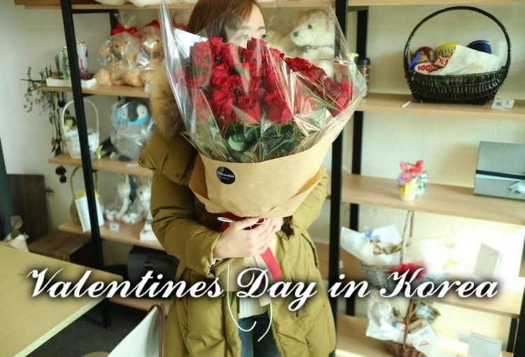 Sending gifts in Korea on special days