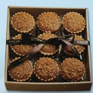 Flower Gift Korea Walnut Pie Gift Delivery to Seoul