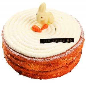 Flower Shop Korea Carrot Cake 60
