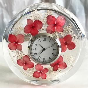 Flower Clock Gift Korea Seoul