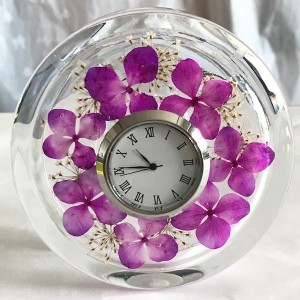 Flower Gift Korea Delivery Gift Clock Service