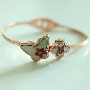 Flower Shop Seoul Bracelet Art Design D