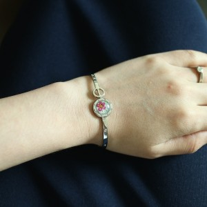 Flower Shop Seoul Bracelet Art Design on Arm C