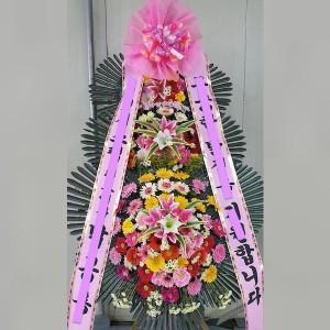 Korean 3 Level Flower Spray Design 110 E