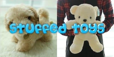 Flower Shop in Seoul Stuffed Animal Gifts