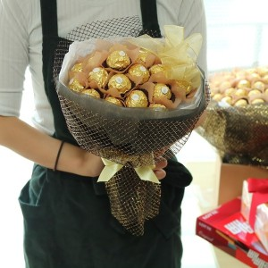 Flower Gift korea Chocolate Bouquet
