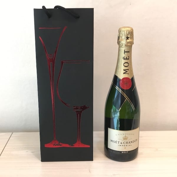 Flower Shop Seoul Champagne Gift Moet & Chandon Imperial
