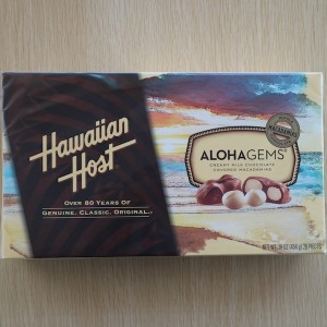Hawaiian Host Chocolate Box