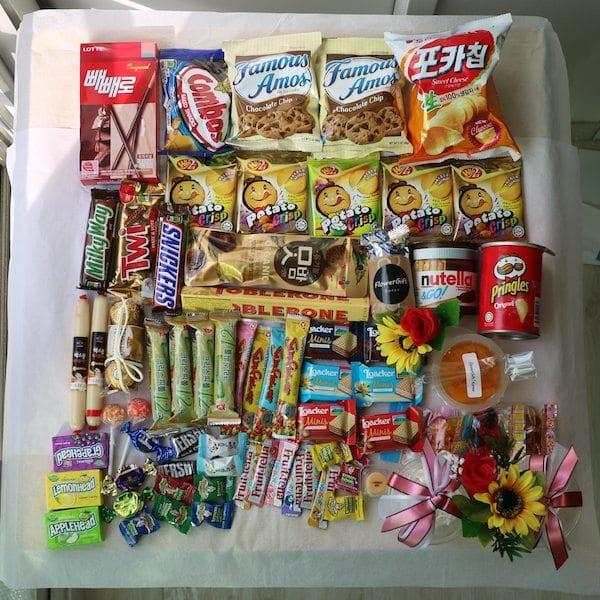 Snack Gift Box B