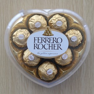 Flower Gift Korea Ferror Rocher Heart Gift