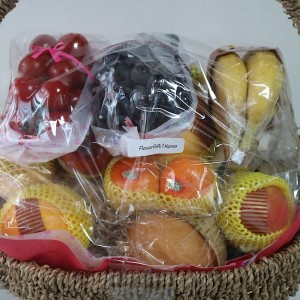 Flower Gift Korea Fruit Basket Medium 3