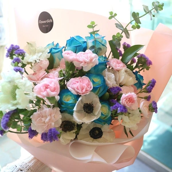 Spring Flower Bouquet - Flower Gift Korea - 350+ 5 Star Reviews ...