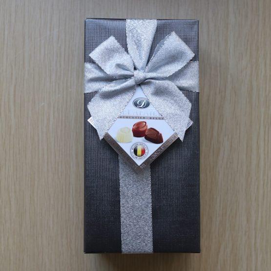 Flower Gift Korea Mixed Belgian Chocolates