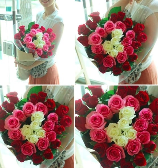 Rose+and+Pretty+Design+for+Special+Gift+Delivery+Seoul