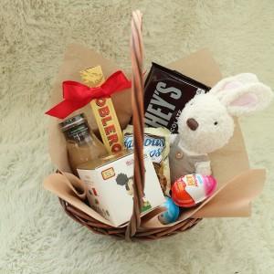 Flower Gift Korea Gift Baskets to Korea