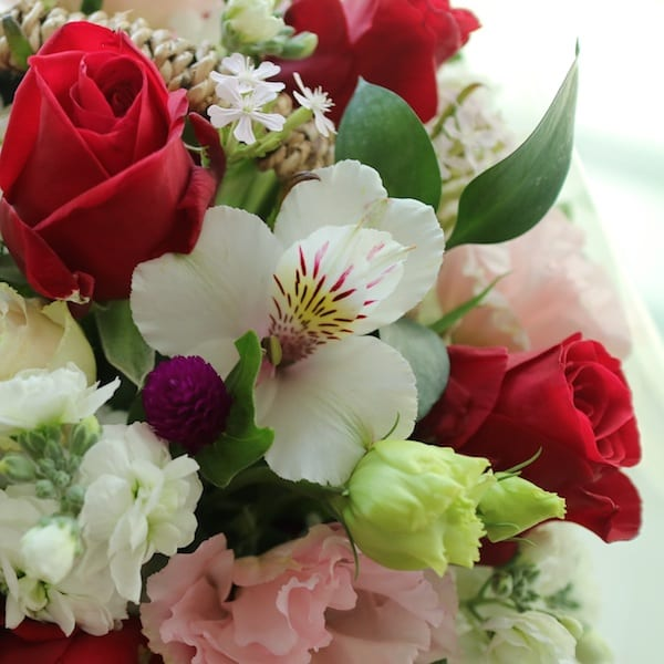 Stunning beauty flower gift korea 350 5 star reviews same day zoom images mightylinksfo