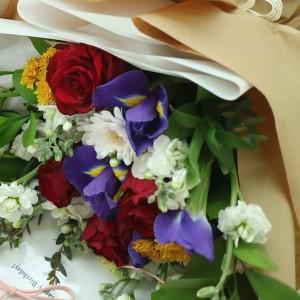 flower-gift-korea-seoul-an-elegant-walk-flower-bouquet-1