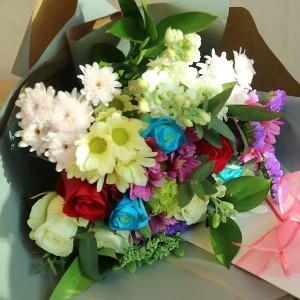 Flower Gift Korea Dreamy Eyes Flower Bouquet 1
