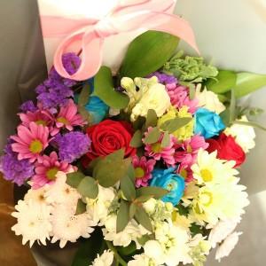 Flower Gift Korea Dreamy Eyes Flower Bouquet Main