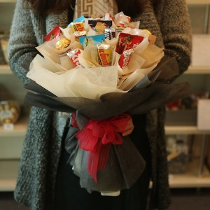 Flower Shop Seoul Chocolate Bouqet B 2