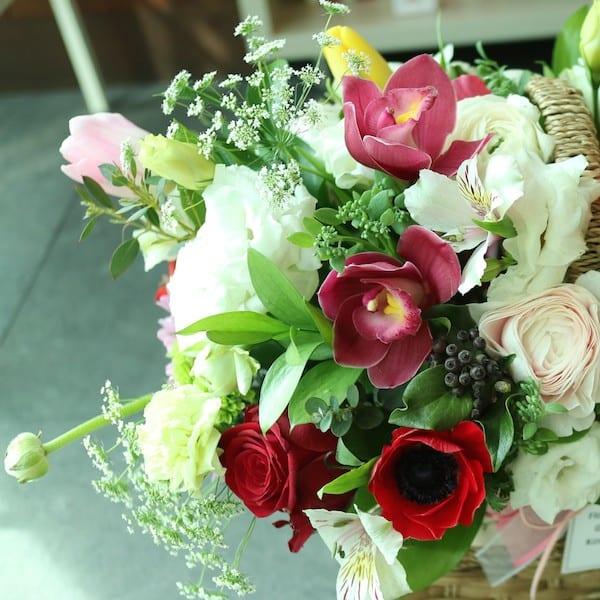 Beauty And The Beast Flower Gift Korea 330 5 Star