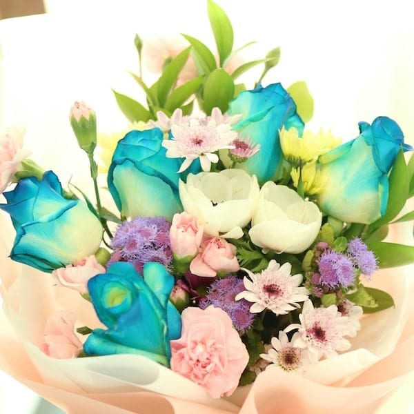 Spring Flower Bouquet - Flower Gift Korea - 350+ 5 Star Reviews ...