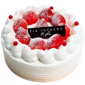 Cake Delivery Korea Strawberry Tiramisu Cake