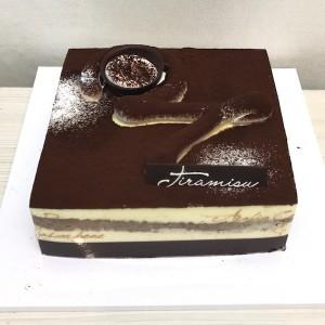 Send a cake to Seoul Korea Tiramisu Gift