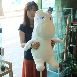 Flower shop seoul Moomin Stuffed Toy in Korea