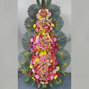 Korean 4 Level Flower Spray Design 170