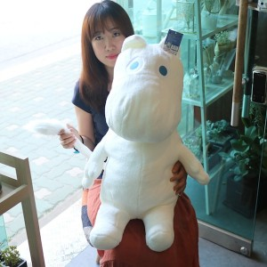 Stuffed Toys in Korea and Moomin Gift Seoul