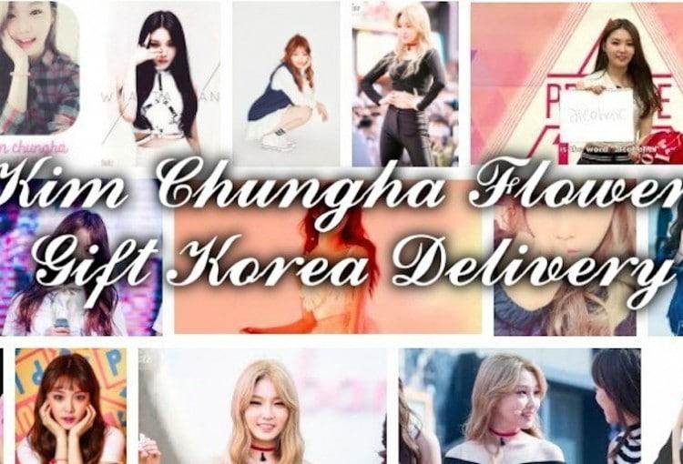 Flower-Gift-Korea-Delivery-to-Kim-Chungha