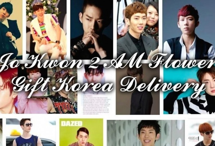 Jo-Kwon-from-2-AM-Flower-Gift-Korea-Delivery