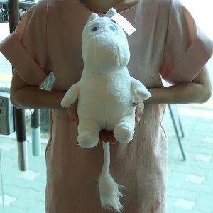 Moomin Stuffed Toy Seoul South Korea