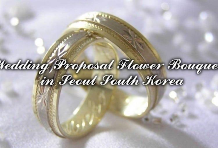 Wedding-Proposal-Flower-Bouquet-in-Seoul-South-Korea