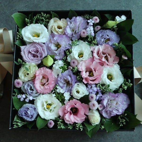 Flower shop Korea delivery Box of the Day Flower Shop Seoul South Korea