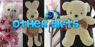 Flower Shop in Seoul Stuffed Animal Gifts and Other Gifts