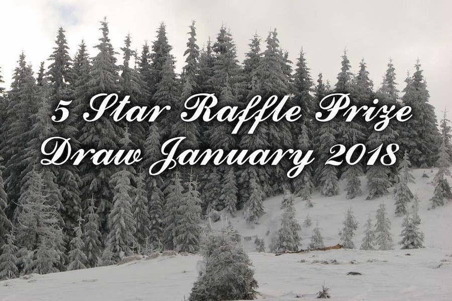Flower Gift Korea Raffle Prize Draw