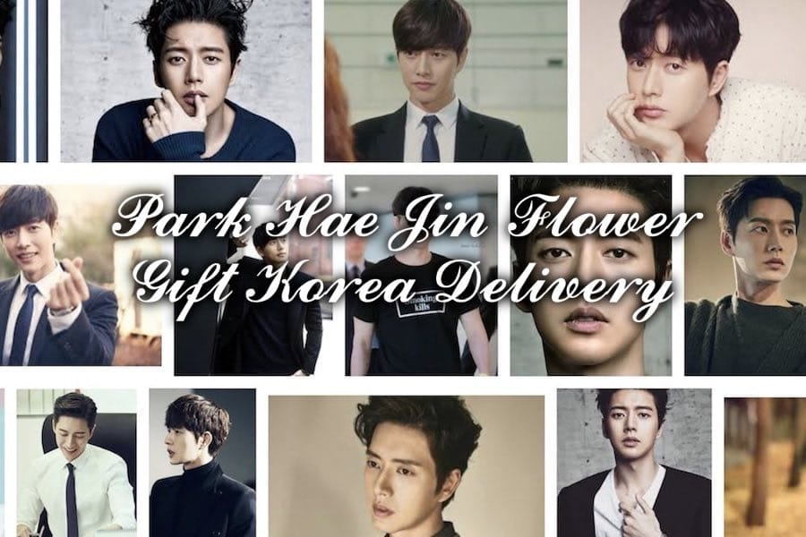 Seoul Flower delivery to Park Hae Jin Korean Celebrity